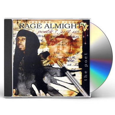 Rage almighty POETIK JUST US CD
