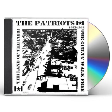 Patriots GUILTY WALK FREE CD