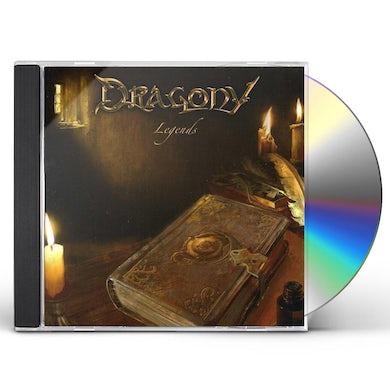 DRAGONY LEGENDS CD