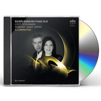 SILVER-GARBURG PIANO DUO: ILLUMINATION Vinyl Record