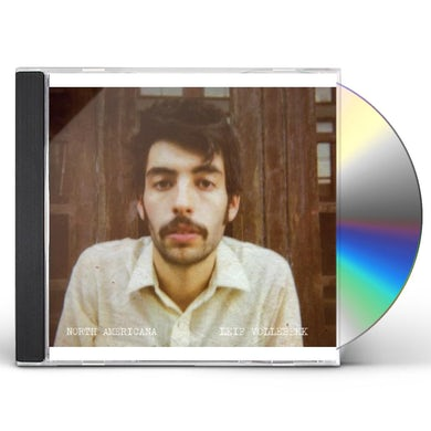 Leif Vollebekk North Americana CD