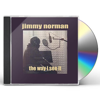 Jimmy Norman WAY I SEE IT CD