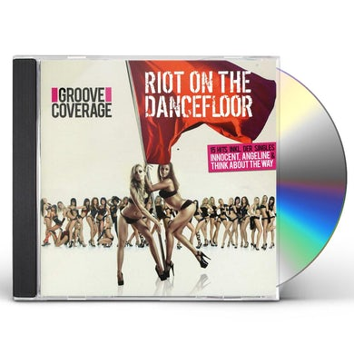 Groove Coverage RIOT ON THE DANCEFLOOR CD