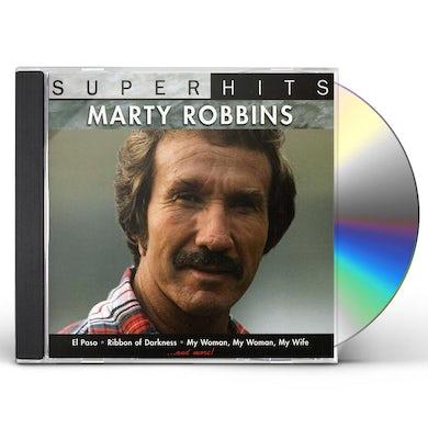 Marty Robbins SUPER HITS CD