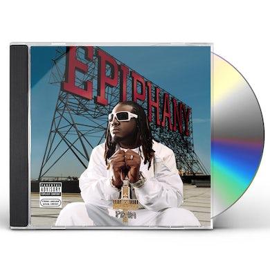T-Pain EPIPHANY CD