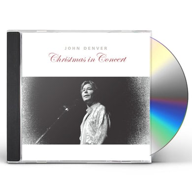 John Denver CHRISTMAS IN CONCERT CD