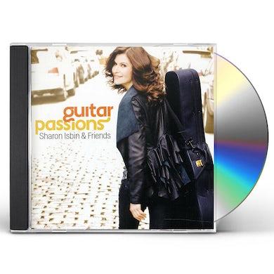 Sharon Isbin FRIENDS: GUITAR PASSIONS CD