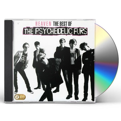 Psychedelic Furs HEAVEN: BEST OF CD