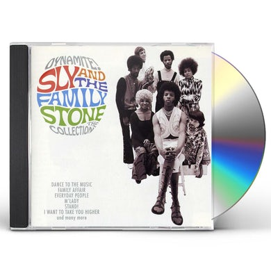 Sly & The Family Stone DYNAMITE: COLLECTION CD
