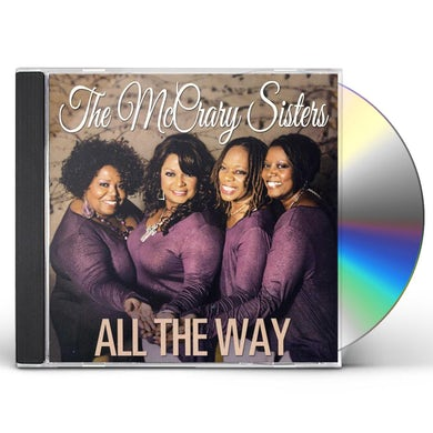 McCrary Sisters ALL THE WAY CD