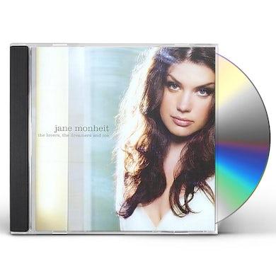 Jane Monheit LOVERS THE DREAMERS & ME CD