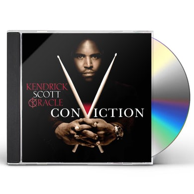 KENDRICK SCOTT ORACLE Conviction CD