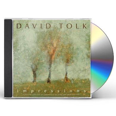 David Tolk IMPRESSIONS CD