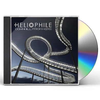 Heliophile DOWNHILL FROM HERE CD