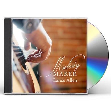 Lance Allen MELODY MAKER CD