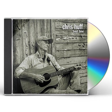 Chris Huff BOUT TIME CD