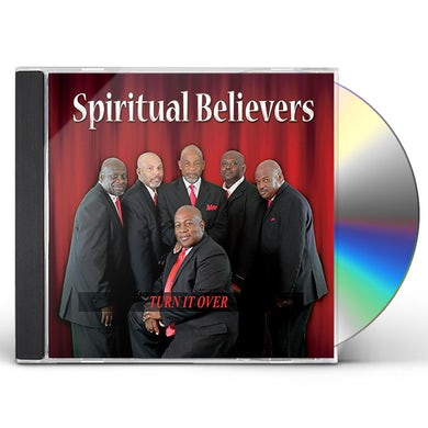 Spiritual Believers TURN IT OVER CD