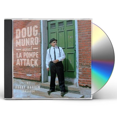 Doug Munro HARRY WARREN SONGBOOK CD