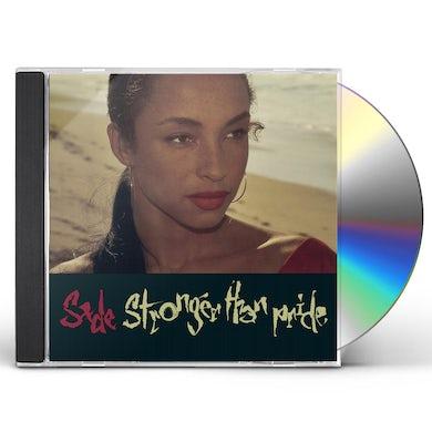 Sade STRONGER THAN PRIDE CD