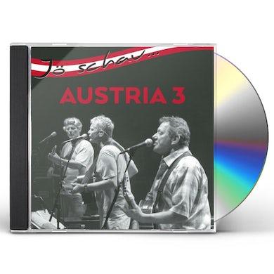 JOE SCHAU...AUSTRIA 3 CD