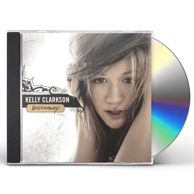 Kelly Clarkson BREAKAWAY CD
