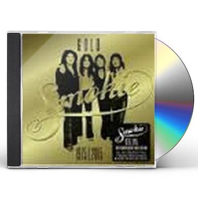 GOLD: SMOKIE GREATEST HITS (40TH ANNIVERSARY) CD