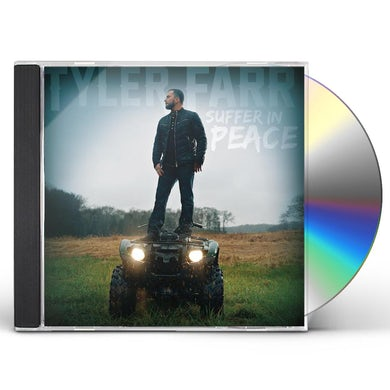 Tyler Farr SUFFER IN PEACE CD