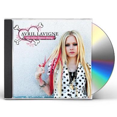 Avril Lavigne BEST DAMN THING CD