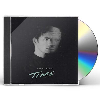 Mikky Ekko TIME CD
