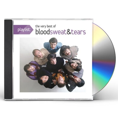 PLAYLIST: THE VERY BEST OF BLOOD SWEAT & TEARS CD