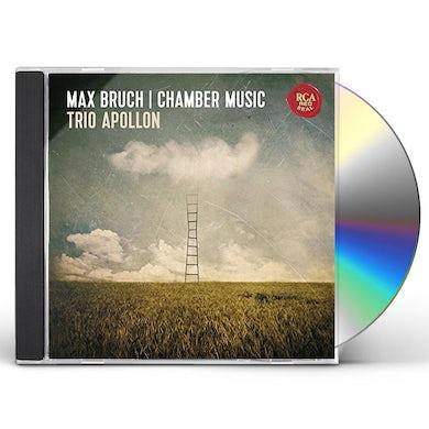 Trio Apollon MAX BRUCH: CHAMBER MUSIC CD