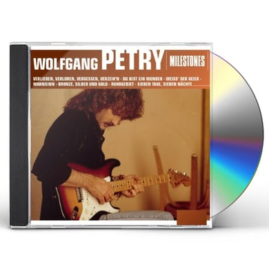 Wolfgang Petry MILESTONES CD