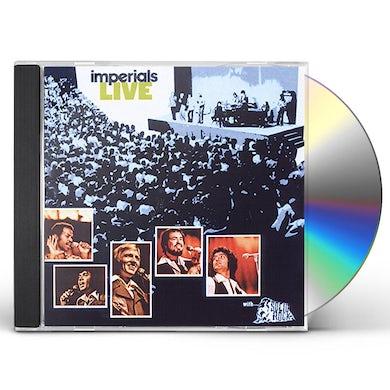 Imperials LIVE CD