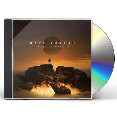 Dave Luxton STRANGE ENVIRONS CD