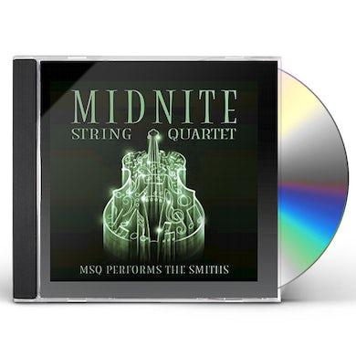 Midnite String Quartet MSQ PERFORMS THE SMITHS (MOD) CD