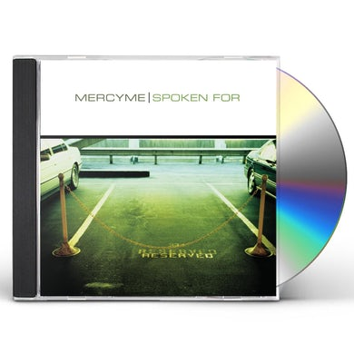MercyMe SPOKEN FOR CD
