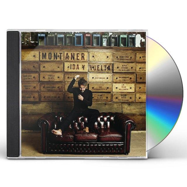 Ricardo Montaner IDA Y VUELTA CD