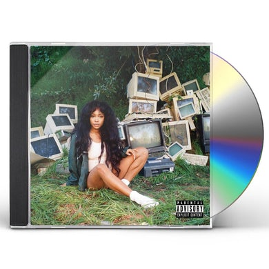 SZA CTRL CD