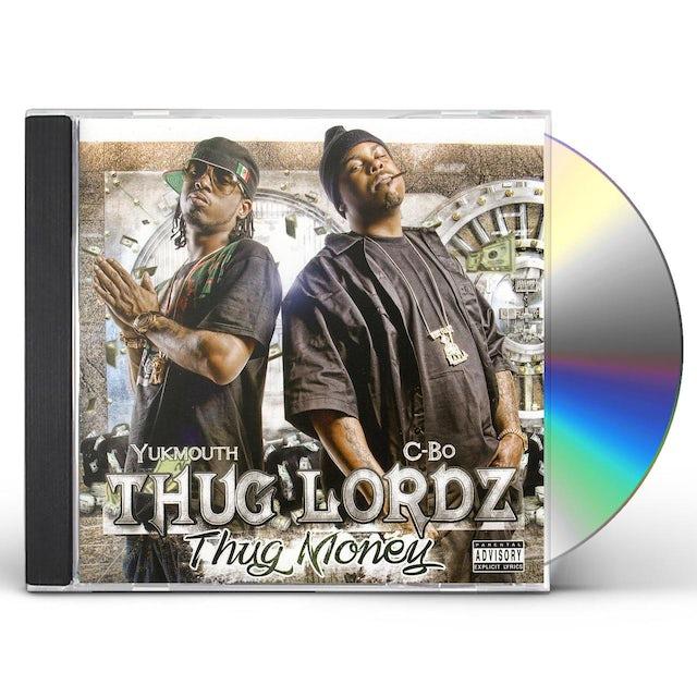 Thug Lordz THUG MONEY CD