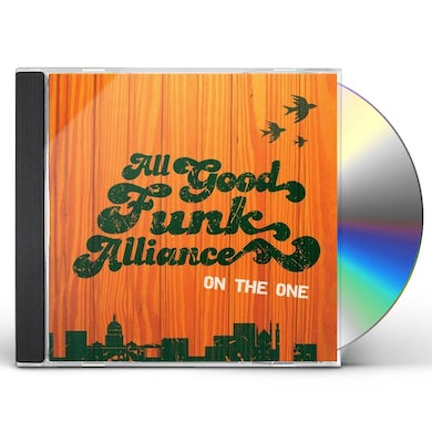 All Good Funk Alliance ON THE ONE CD