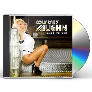 Courtney Vaughn NEXT TO YOU CD