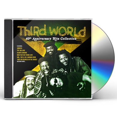 Third World 40TH ANNIVERSARY HITS COLLECTION CD