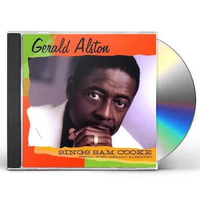 Gerald Alston SINGS SAM COOKE CD