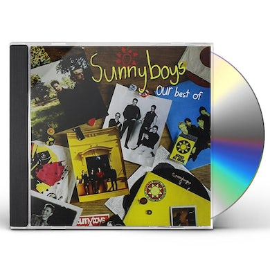 Sunnyboys OUR BEST OF CD