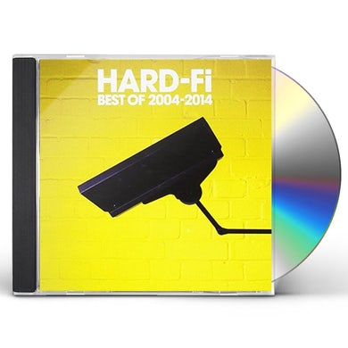 Hard-Fi BEST OF 2004-2014 CD