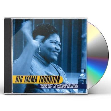 Big Mama Thornton HOUND DOG: ESSENTIAL COLLECTION CD