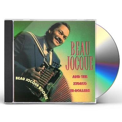 Beau Jocque & Zydeco Hi-Rollers BEAU JOCQUE BOOGIE CD
