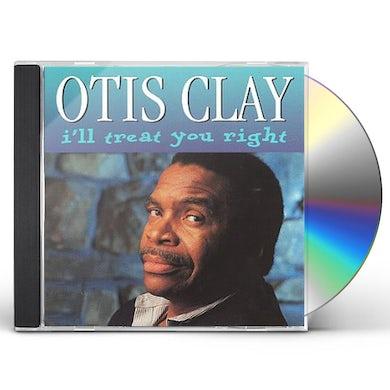 I'LL TREAT YOU RIGHT CD