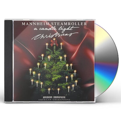 Mannheim Steamroller CANDLELIGHT CHRISTMAS CD