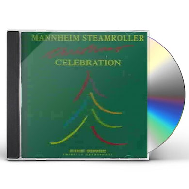 Mannheim Steamroller CELEBRATION CD